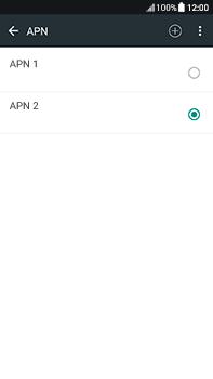 Configura el Internet - HTC U11 - Passo 16