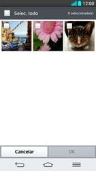 Envía fotos, videos y audio por mensaje de texto - LG G2 - Passo 17