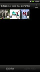 Transferir fotos vía Bluetooth - HTC ONE X  Endeavor - Passo 8