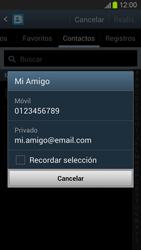 Envía fotos, videos y audio por mensaje de texto - Samsung Galaxy S 3  GT - I9300 - Passo 6