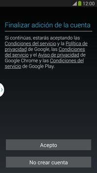 Crea una cuenta - Samsung Galaxy Note Neo III - N7505 - Passo 14