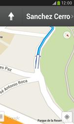 Uso de la navegación GPS - Samsung Galaxy Trend Plus S7580 - Passo 17