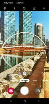 Emoji AR - Samsung S10+ - Passo 5