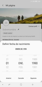 Samsung Health - Samsung A7 2018 - Passo 13