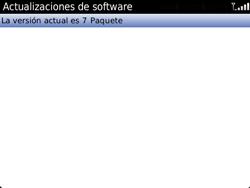 Actualiza el software del equipo - BlackBerry Bold 9720 - Passo 8