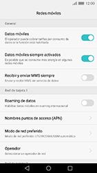 Desactiva tu conexión de datos - Huawei Cam Y6 II - Passo 4