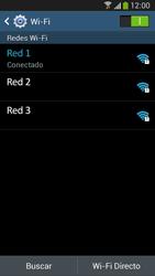 Configura el WiFi - Samsung Galaxy Zoom S4 - C105 - Passo 8