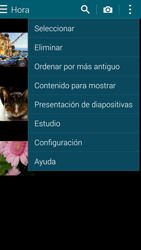 Transferir fotos vía Bluetooth - Samsung Galaxy S5 - G900F - Passo 5