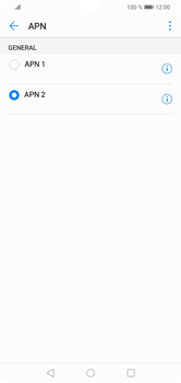 Configura el Internet - Huawei Y7 2019 - Passo 16