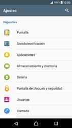 Limpieza de aplicación - Sony Xperia E5 - Passo 3