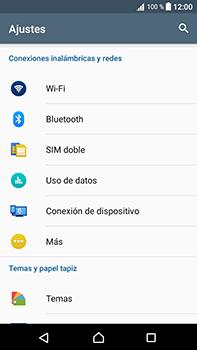 Configura el WiFi - Sony Xperia L1 - Passo 4