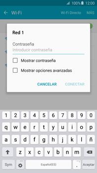 Configura el WiFi - Samsung Galaxy Note 5 - N920 - Passo 7