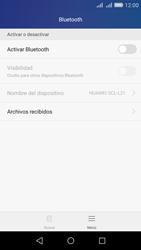 Conecta con otro dispositivo Bluetooth - Huawei Y6 - Passo 4
