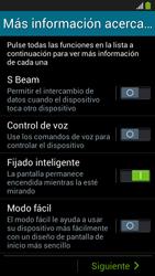 Activa el equipo - Samsung Galaxy Zoom S4 - C105 - Passo 13
