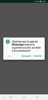 Configuración de Whatsapp - Samsung A7 2018 - Passo 8