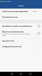 Desactivación límite de datos móviles - Huawei Cam Y6 II - Passo 8