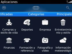 Instala las aplicaciones - BlackBerry Bold 9720 - Passo 13