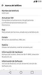 Actualiza el software del equipo - LG X Cam - Passo 6