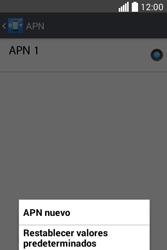 Configura el Internet - LG L40 - Passo 9