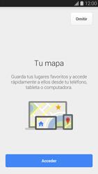 Uso de la navegación GPS - Samsung Galaxy S5 - G900F - Passo 5