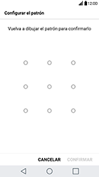 Desbloqueo del equipo por medio del patrón - LG G5 - Passo 11