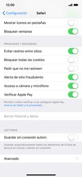 Limpieza de explorador - Apple iPhone XS Max - Passo 6