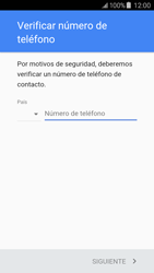 Crea una cuenta - Samsung Galaxy J5 - J500F - Passo 6