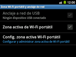 Comparte la conexión de datos con una PC - Samsung Galaxy Y Pro GT - B5510 - Passo 6