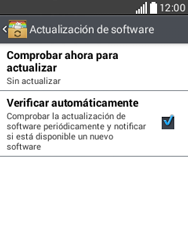 Actualiza el software del equipo - LG L20 - Passo 8