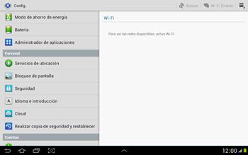 Desbloqueo del equipo por medio del patrón - Samsung Galaxy Note 10-1 - N8000 - Passo 4