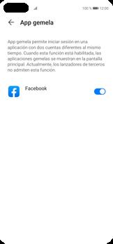 Cómo usar la App Gemela - Huawei P40 - Passo 5