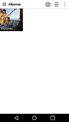 Transferir fotos vía Bluetooth - LG X Power - Passo 3