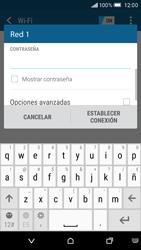 Configura el WiFi - HTC One M9 - Passo 7