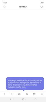 Limpieza de explorador - Samsung Galaxy A51 - Passo 6