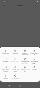 Configura el Internet - Samsung Galaxy A30 - Passo 25