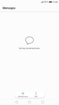 Envía fotos, videos y audio por mensaje de texto - Huawei Mate 9 - Passo 2