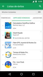 Instala las aplicaciones - Motorola Moto G5 - Passo 11