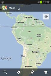 Uso de la navegación GPS - Samsung Galaxy Fame GT - S6810 - Passo 10