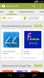 Instala las aplicaciones - Motorola Moto G - Passo 5
