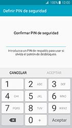Desbloqueo del equipo por medio del patrón - Samsung Galaxy J3 - J320 - Passo 13