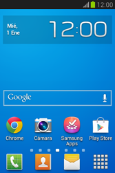 Desactiva tu conexión de datos - Samsung Galaxy Fame Lite - S6790 - Passo 1