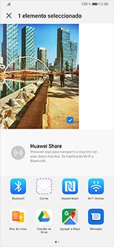Opciones de la cámara - Huawei P30 Pro - Passo 16