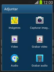 Envía fotos, videos y audio por mensaje de texto - Samsung Galaxy Pocket Neo - S5310L - Passo 13