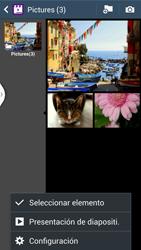 Transferir fotos vía Bluetooth - Samsung Galaxy S4  GT - I9500 - Passo 6