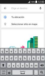 Uso de la navegación GPS - Samsung Galaxy Core Prime - G360 - Passo 13