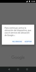 Uso de la navegación GPS - Motorola Moto E5 Play - Passo 19
