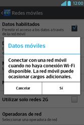 Configura el Internet - LG L4 II - Passo 7