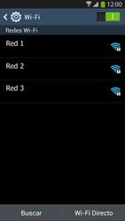 Configura el WiFi - Samsung Galaxy S4  GT - I9500 - Passo 6