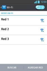 Configura el WiFi - LG L4 II - Passo 6