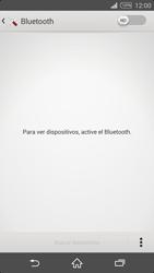 Conecta con otro dispositivo Bluetooth - Sony Xperia Z2 D6503 - Passo 5